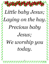 Halloween Short Poem Christmas Poems About Jesus U2013 Happy Holidays
