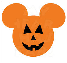 halloween clipart mickey mouse pumpkin jack o lantern instant download halloween