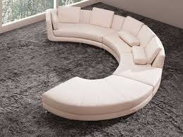 Curve Sofa by Amazon Com Vig Furniture A94 White Leather Sectional Sofa Set