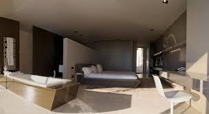open concept master suite