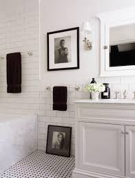 25 artistic bathroom designs with gallery wall rilane contemporary bathroom with gallery wall