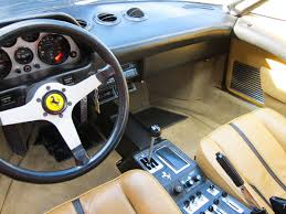 ferrari custom interior 308 ferrari craft