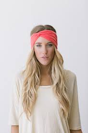 hair bands for women turban headband women s solid jersey turban hair band headband