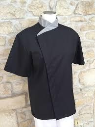 veste de cuisine homme noir veste de cuisine homme parement gris veste de cuisine homme
