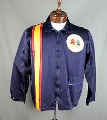 corvette racing jacket corvette racing jacket chevrolet finish checkered flag large vtg