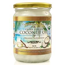 amazon com anjou coconut oil 32 oz organic extra virgin cold