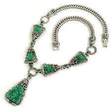 vintage necklace styles images 1930s jewelry styles and trends you can wear again precious jpg