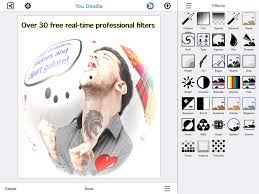 doodle draw app you doodle draw on photos draw on pictures apps 148apps