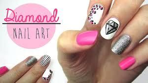 diamond nail art video video dailymotion