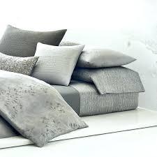 calvin klein acacia textured sateen bedding collection grey 6213435 a liked oncalvin duvet covers canada california