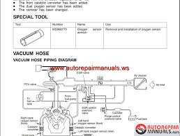 mitsubishi pajero 2001 2006 service manual auto repair manual