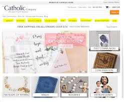 catholic stores online the catholic company online store my review best catholic gifts
