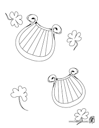 pot of gold coloring pages hellokids com