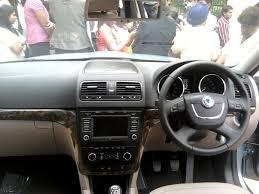 skoda yeti interior skoda launches yeti in india