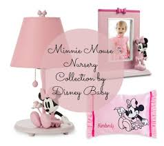 minnie mouse nursery collection disney baby