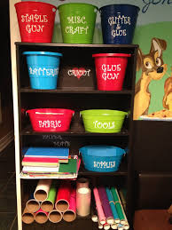 craft organization from dollar tree contains personalized with