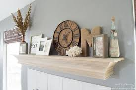 How To Build Fireplace Mantel Shelf - 21 tips to diy and decorate your fireplace mantel shelf