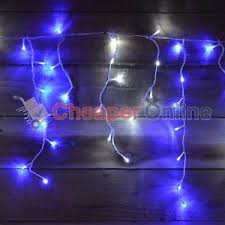 Outdoor Led Icicle Lights 12m 500 Leds Snowtime Multi Function Outdoor Led Icicle Lights