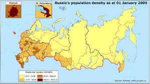 russia map by population bigger picture research guest post russian distribution market