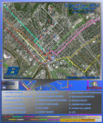 Map Of Downtown Austin by Maps Brownsville Tx
