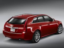 cadillac cts sports wagon 2010 cadillac cts sport wagon unveiled at pebble the