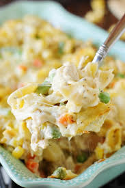 leftover turkey noodle casserole the kitchen is my playground