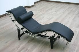 le corbusier chaise lounge chair lc4 s005