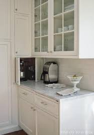 Appliance Storage Cabinet Kitchen Gets A Fresh Slant For An Open Cook Space Appliance