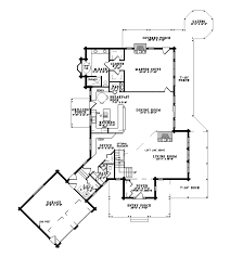 Luxury Log Cabin Floor Plans Montana Bay Luxury Log Home Plan 073d 0035 House Plans And More