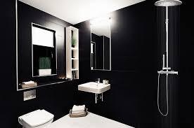 Minimalist Bathroom Design Ideas Fabulous Modern Minimalist Bathroom In Black Design Ob