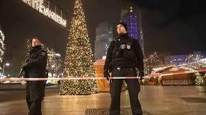12 dead 48 injured when truck drives through berlin christmas