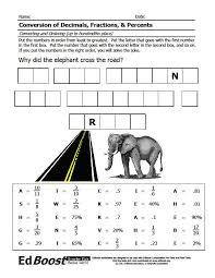 ordering fractions and decimals worksheet worksheets