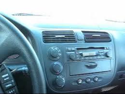 2002 honda civic radio how to install a radio in a 2004 honda civic 1 of 3