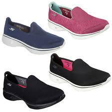 skechers go walk women s shoes ebay
