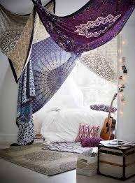 deco chambre boheme boho chic l esprit bohème s invite dans la chambre à coucher moderne