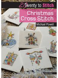 customers who bought quartet of country ornaments cross stitch