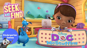 doc mcstuffins doc u0027s seek u0026 find doctor tools youtube