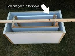 how to build a concrete sink img 2846 940x7021 a diy concrete planter its easier than it looks