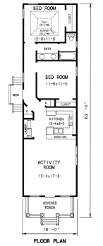 narrow homes floor plans small house plans for narrow lots story home inside easy to build