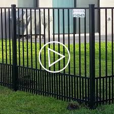 vertical bar fencing vertical bar fencing suppliers and
