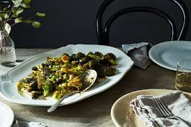 ina gartens best recipes will this be the best broccoli of your life genius recipes