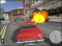 Starsky And Hutch Ps2 Bbc News Technology Game Revives Old Tv Show