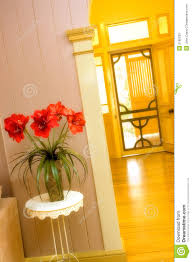 colonial home decorating colonial home decor stock image image of living house 2195033