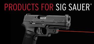 sig sauer laser light combo laser sights for sig sauer pistols official crimson trace