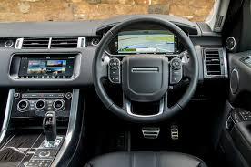 Classic Range Rover Interior Land Rover Range Rover Sport Interior Autocar