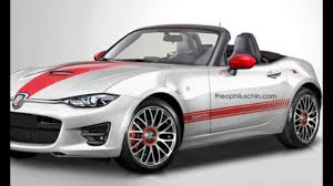 fiat roadster in 2018 fiat new abarth 124 spider youtube