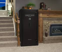 stack on gun cabinet upgrades centurion gun safe by liberty fire rated safes