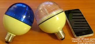 strobe light light bulb egg bulb strobe lights