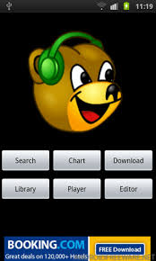 bearshare beta free android app android freeware