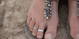 toe rings men images An open letter to anyone wearing foot jewelry huffpost jpg